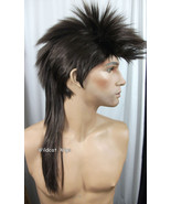 Unisex MOHAWK Quality Wig for men or women.  Brown - $26.99
