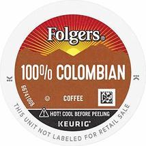 Folgers 100% Colombian Medium Roast Coffee, 128 Keurig K-Cup Pods - $122.40