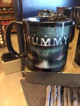 Universal Studios Orlando Mummy Ceramic Mug New - $22.67