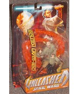 2005 Star Wars Unleashed Obi Wan Kenobi Figure New In The Package - $54.99