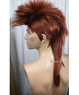 Unisex MOHAWK Quality Wig for men or women.  Fox Red! - $26.99
