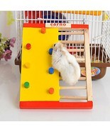 Climbing Ladder Toy Wood Toy for Pet Dwarf Hamster Gerbil Rat Chinchillas - $16.81