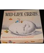 1982 Mid-Life Crisis Board Game - $18.68