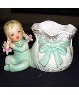 Relpo Baby Girl Planter     AWE!!!!!!! - $16.00