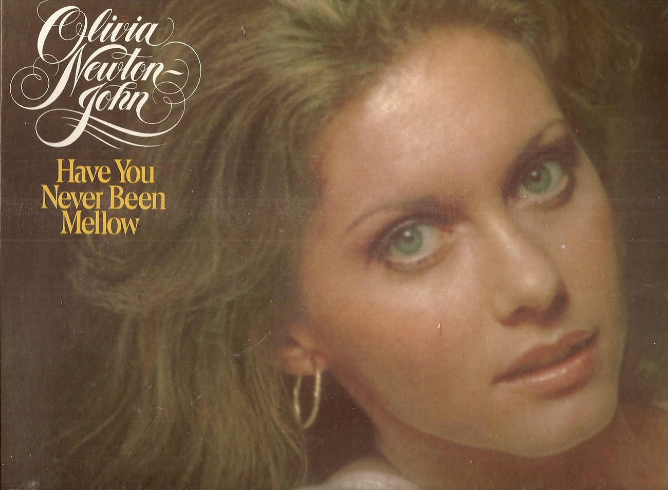 Primary image for LP--Olivia Newton John    Have You Never Been Mellow