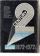 MONTGOMERY WARDS 100th Anniversary Catalog 1972 Vintage  - $24.99