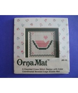 Mini Watermelon Ornamat cross stitch chart with... - $6.00