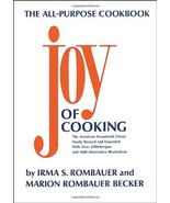 JOY OF COOKING [Hardcover] Irma S. Rombauer; Marion Rombauer Becker; Gin... - $7.92