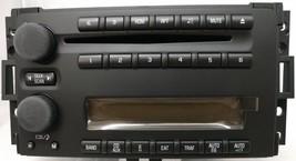 Pontiac Montana 2005-07 CD radio.OEM stereo.NEW factory original.US8 option code - $49.99