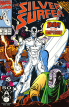 Silver Surfer #53 - $1.39