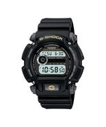 Casio Men's Calendar Day/Date G-Shock Watch w/Black Case Digital Dial an... - £55.02 GBP