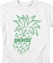 Psych Pineapple Symbol t-shirt humor Shawn Spencer graphic tee NBC588 image 3