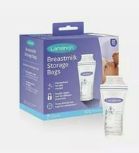 Lansinoh Breastmilk Storage Bags, 100 Count  - $17.41