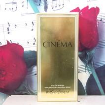 Yves Saint Laurent Cinema EDP Spray 3.0 FL. OZ. NWB - $189.99