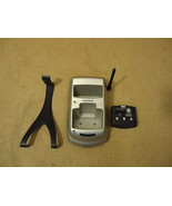 RadioShack 900MHz Cordless Phone Base Silvers Charger Cat. No. 43-2101 P... - $30.10