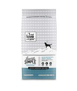 """I And Love And You"" Lovingly Simple Limited Ingredient Holistic Dog Kib... - $30.18"
