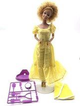 New Out Of Box Vintage 1981 Mattel Magic Curl Barbie Doll With Accessories - $79.20