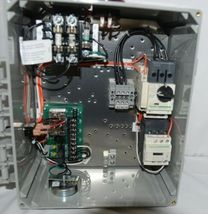 SJE Rhombus Type 312 Three Phase Simplex Control Panel image 6