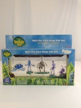 New Disney Bug's Life Mini Diecast Bugs Figure Toy Set Dim Flik Hopper A... - $23.36