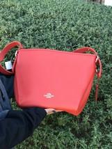 Coach  35775 Pebbled Leather Dufflelette Handbag Tote Shoulder Bag Water... - $178.19