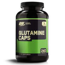 OPTIMUM NUTRITION L-Glutamine Muscle Recovery Capsules, 1000mg, 240 Count (Packa - $56.23