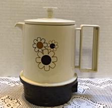 Vintage Regal 5 Cup Poly Hot-Pot Automatic Insta Hot Pot Mid Century Ele... - $13.25