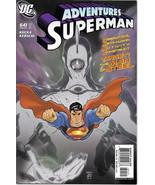 The Adventures of Superman Comic Book #641 DC Comics 2005 VFN/NEAR MINT ... - $2.99