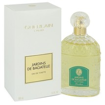 Guerlain Jardins De Bagatelle Perfume 3.4 Oz Eau De Toilette Spray image 6