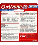 Cortizone 10 Maximum Strength Anti-Itch Creme with Healing Aloe, 0.5 Oz..+ - $12.86