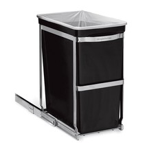 simplehuman Under-Counter Pull-Out Trash Can  30 L / 8 Gal 1 - $73.50