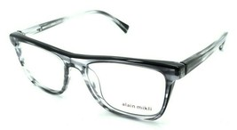 Alain Mikli Rx Eyeglasses Frames A03083 004 54-17-145 Paint Black Made in Italy - $125.44