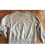 Champion-Sweatshirt-Grey-Large But runs small Thin Light - $14.25