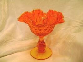Fenton Orange Compote  Pre Logo - $38.69