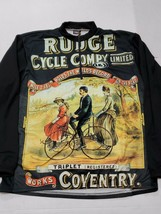 Louis Garneau Rudge Cycle Compy Limited Bicycle Quarter Zip Sweatshirt XL - $19.79