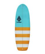 "Paragon Mini Simmons 5'4"" Blue-Orange Surfboard - $385.00"