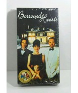 BORROWED HEARTS FEATURE FAMILIES VHS WITH CC - $6.85