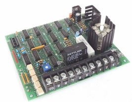 INDUSTRIAL DEVICES CORP. D2200 REV. B CONTROL BOARD image 3