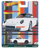 Hot Wheels - Porsche 959 (1986): Car Culture - Deutschland Design #3/5 (... - $8.00
