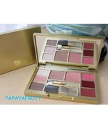 Estee Lauder Gold Makeup Palette ~True Sand Nude Rose Pink Parfait Honey... - $29.69