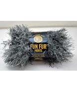 Lion Brand Yarn Fun Fur Prints Polyester Eyelash Yarn - 1 Skein Color La... - $3.75