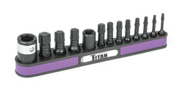 Titan 16036 13pc Impact Grade Torx Plus® Bit Set - $13.85