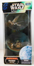 Star Wars Power Of The Force Dagobah With Yoda - New In Box - Kenner 1998 - $14.80