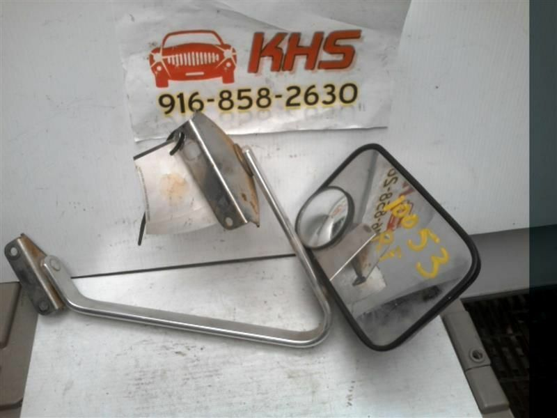 Primary image for Passenger Side View Mirror Manual Swing Lock Fits 80-97 FORD F250 PICKUP 91789