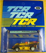 1978 Ideal TCR MK 1 Can Pro Am Mk II Slot Less Car 3265-6 Slotless Sealed Unused - $34.64