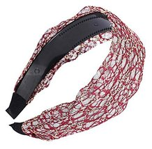Lace Elegant Wide - edge Hair Hoop Headband Hair Hoop Hair Ornaments