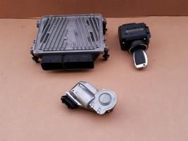 06 Mercedes R171 SLK280 ECU Engine Computer EIS Ignition FOB ISL Set A2721534579