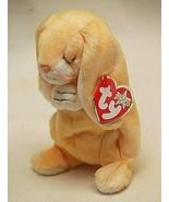 Ty Beanie Baby Grace Praying Bunny Rabbit Beanbag Plush Toy Swing & Tush... - $16.82