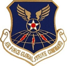 Air Force Global Strike Command Military Lapel Pin - $18.04
