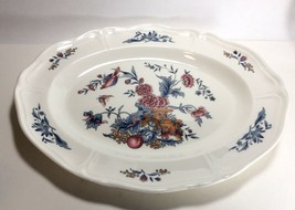 "Wedgwood Williamsburg Potpourri Oval Serving Platter s 13 5/8"" NK510 - $14.83"