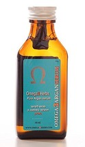 Pure Argan Hair Serum for Dry Curled or Straight Hairs 100% pure Argan Oil Moist
